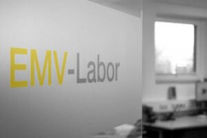 EMV-Tests im hauseigenem Labor