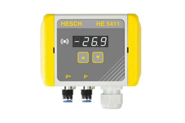 HE 5411 Premium Differenzdruck-Messumformer