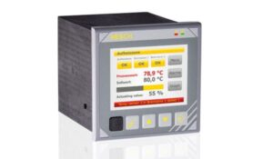 Multifunction controller from HESCH