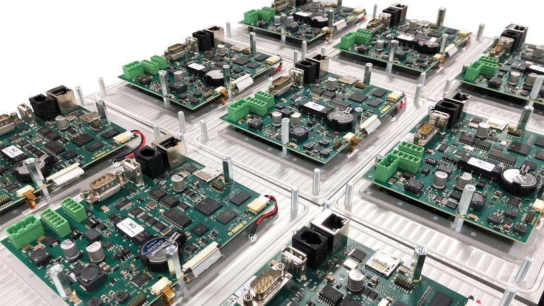 Elektronikentwicklung Hesch