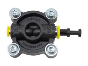 Differenzdruck-Anschlussadapter