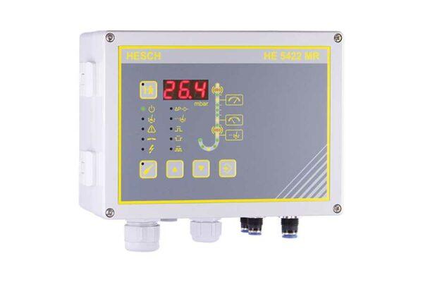 Differential pressure regulator HE 5422 MR