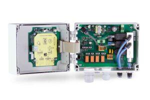 HE 5422 MR Differenzdruckregler mit Messleitungsreinigung (offen)