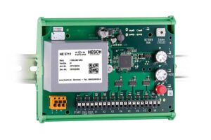HE 5711 Ventilsteuerung (Normschienengehäuse)