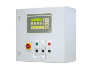 HE 5750 Filter control in control cabinet