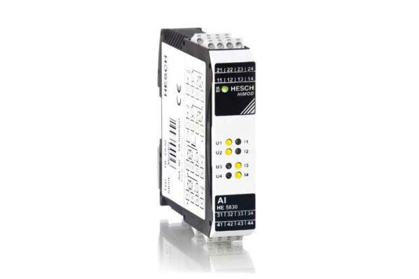 HE 5830 Analog input module