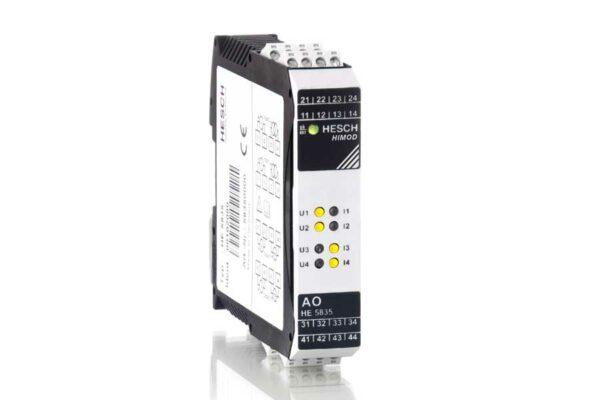 Analog output module HE 5835