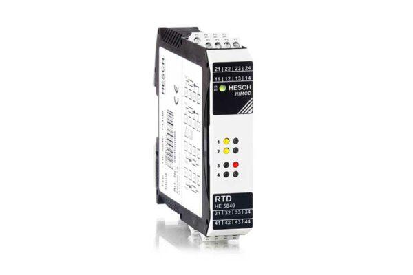 HE 5840 RTD input module