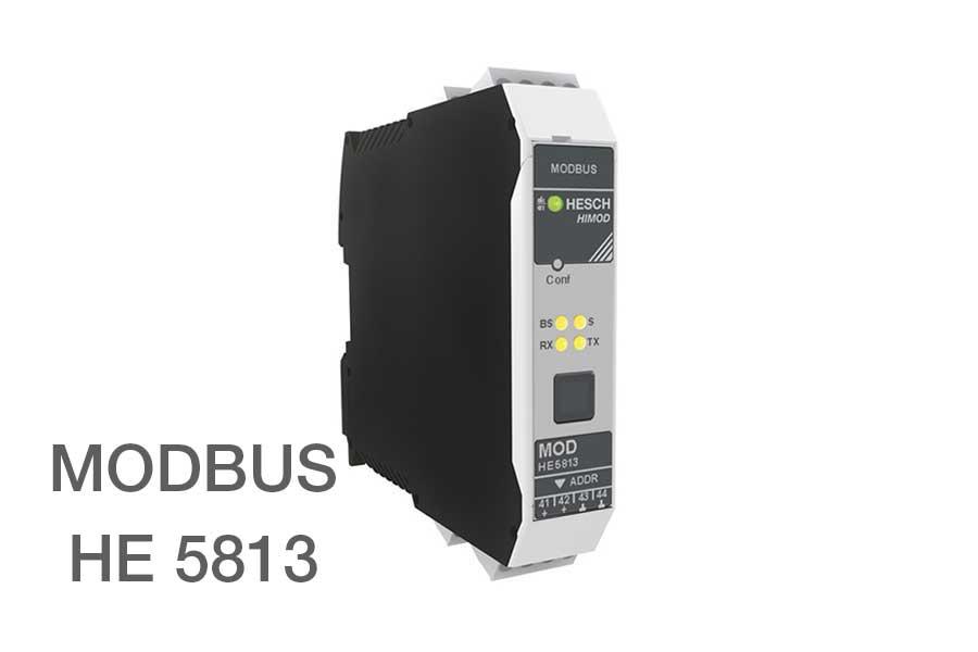 Modbus HE 5813