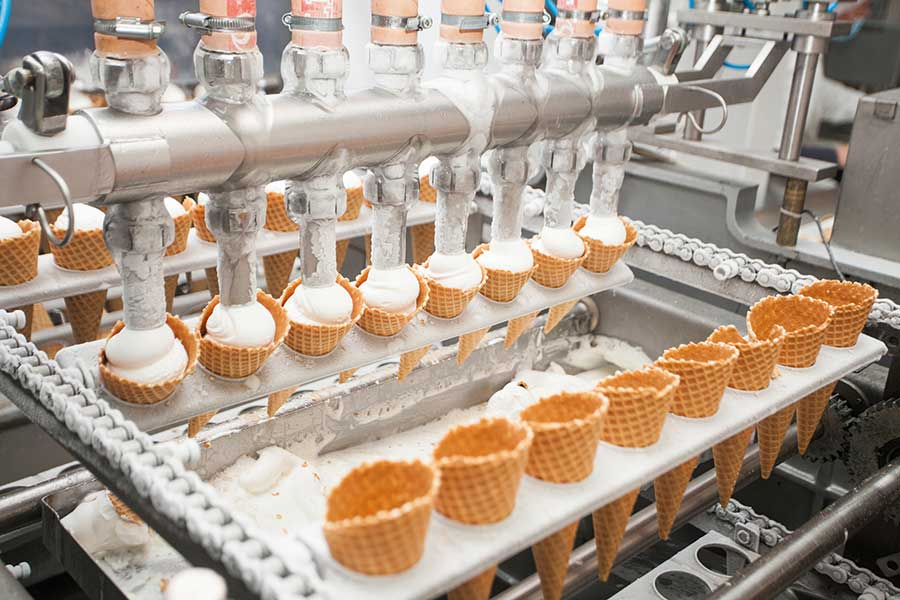Multifunction controller optimizes processes in food production