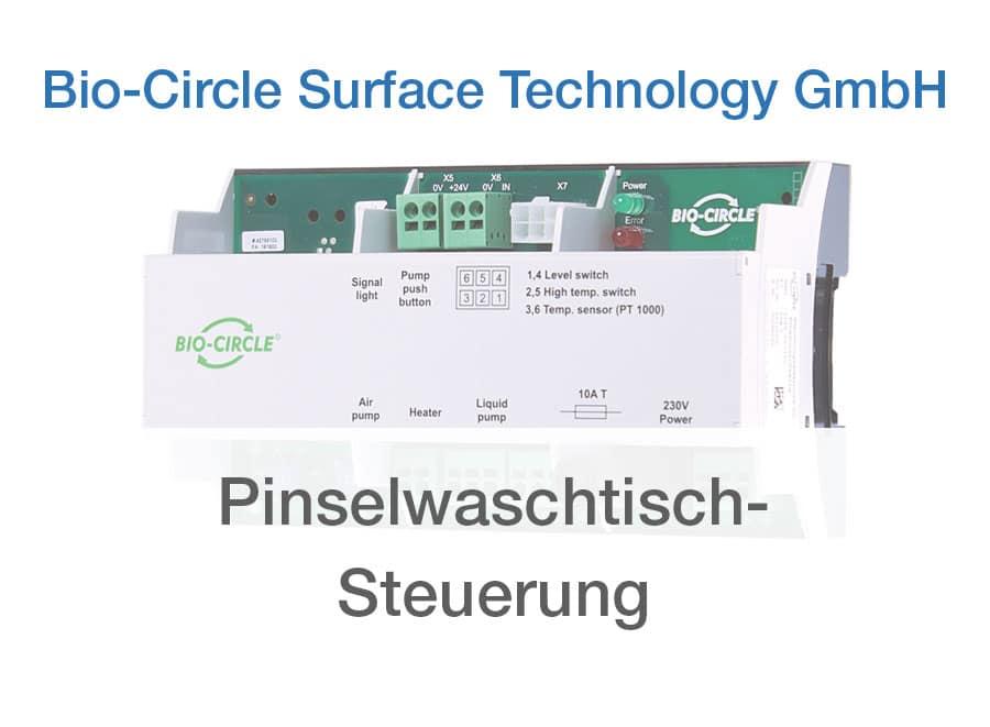 Waschtisch-Steuerung Bio-Circle