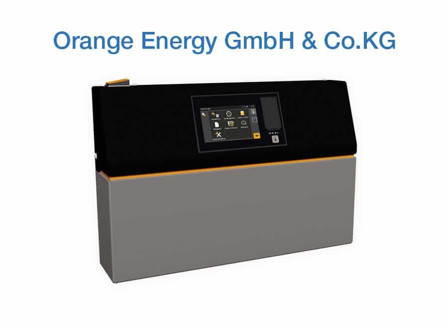 Wärmemanagementsystem Orange Energy