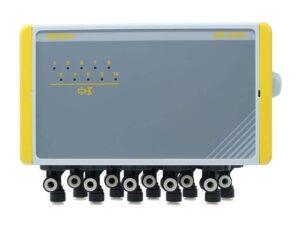 Pilot valve box HE 5700 (10 pilot valves)