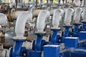 Pumpen mit Multifunktionscontroller steuern Copyright-crazinero - Fotolia