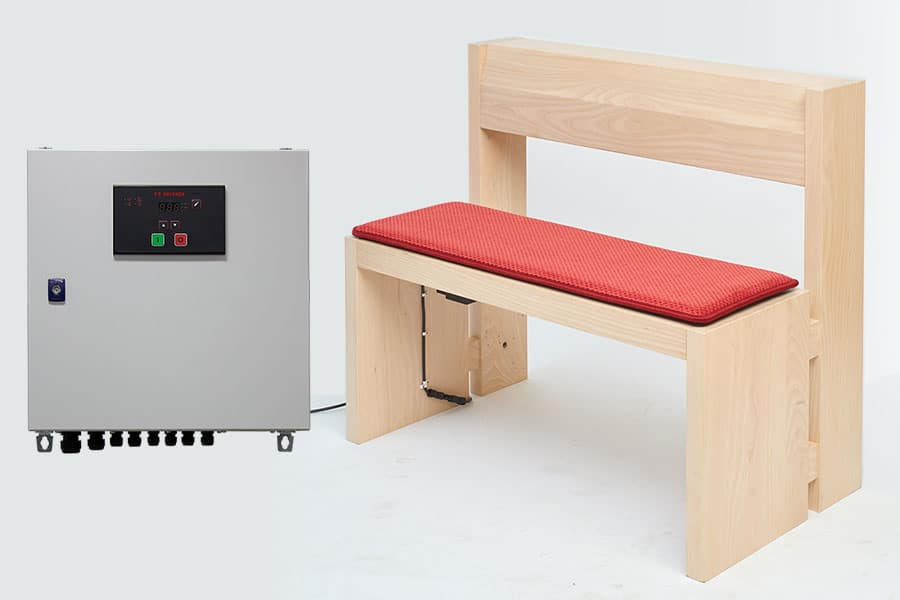 Resource-efficient solution for heating churches from HESCH