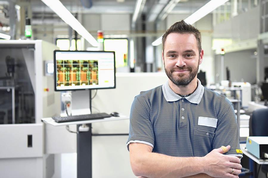 Stellenangebote bei HESCH Industrie-Elektronik